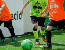 Torneig de futbol 3x3
