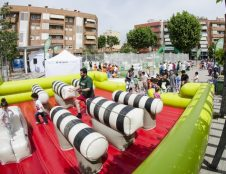 inflable botty atletisme
